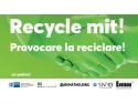 "Asociația Environ și Camera de Comerț și Industrie Româno-Germană lansează  ,,Provocare la Reciclare!"" Marketing Opportunities"