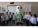 Baterel. Școlile participante în campania Baterel – campioane la reciclare