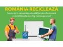 """Asociația """"Renașterea"""" Buhuși. Campania Romania Recicleaza"""