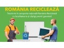 asociația eurotrainer. Campania Romania Recicleaza