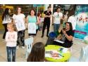 Baterel. Sute de copii au sărbătorit Ziua Mediului împreună cu Baterel la AFI Ploiești