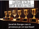 escape. Primul campionat Escape the Room din Romania