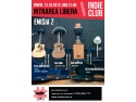 Indie Club Petrecere Concert. Concert Emisia 2 in Indie Club!