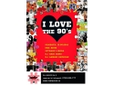 tce 90. I love the 90's Party in Indie Club