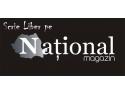 National Magazin anunta colaborarea cu Scrie Liber