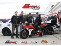 bikexpert racing team. PMC RACING TEAM A CASTIGAT LA SLOVAKIA RING!