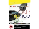 hip hop. Se petrece cu Hip Hop si R&B in Indie Club!