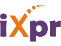 marketing online. ixpr logo