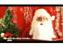 Mesaje video, în română, de la Moş Crăciun