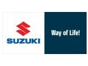Off road. Suzuki sustine off-road-ul romanesc
