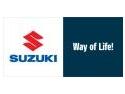 Suzuki în mijlocul fanilor