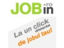 international job. JobIn.ro – La un click distanta de jobul tau!