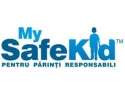 copil atipic. logo My SafeKid