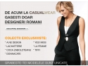 ready to wear. Designeri noi in magazinul online Casual Wear