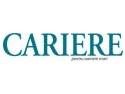 Revista CARIERE sarbatoreste editia cu numarul 100