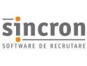 TMF Romania foloseste solutia SINCRON pentru gestionarea proceselor de recrutare