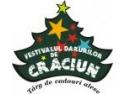 iluminat festiv craciun. In premiera la Sala Palatului, Festivalul darurilor de Craciun!
