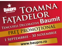 tapet decorativ cu dungi. Beneficiile tencuielilor decorative Baumit