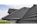 acoperis. Tigla metalica acoperis - BDM Roof System