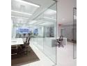 scari interioare din lemn. Pereti din sticla de la SecuritInternational.ro – solutia ideala  pentru amenajarea spatiilor interioare