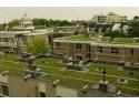 Specialistii ODU GREEN ROOF recomanda: Cum se realizeaza corect un sistem acoperis verde extensiv? case pe structura metalica