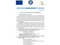 """Lansare proiect """"Sprijin financiar pentru SC DAVIDEEA SRL"""" cadita bebe"""