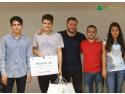 dezvoltatori. Generatia tanara de dezvoltatori de jocuri a participat la competitia IT&Creativity: Gamecelerator 3.0