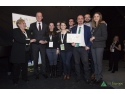 Junior Achievement Romania primeste premiul european T.J. Bata Quality Award pentru performanta in educatie Renta