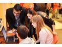 ingineri specializati. Liceenii din Bucuresti invata sa programeze mini-roboti impreuna cu mentori si ingineri Freescale