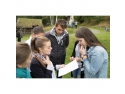 curata. O echipa de elevi din Romania si Norvegia a proiectat un loc de joaca ce produce energie curata