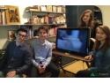 ochelari cat eyes. O echipa de liceeni dezvolta prototipul de ochelari ce vine in sprijinul persoanelor cu deficienta de vedere, in cadrul unei competitii internationala