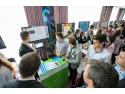 elevi. Peste 200 de elevi au participat la cel mai mare eveniment dedicat antreprenoriatului si carierei