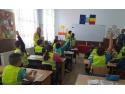 Peste 900 de elevi din 20 de localități învață ABC-ul rutier cluj napoca