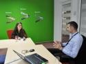 e-Leaders-for-a-Day: 10 studenti au petrecut o zi cu manageri din companii de top pentru a intelege impactul tehnologiei in afaceri