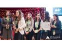 Tinerii antreprenori premiati la Gala JA Hall of Fame – Investeste in educatie!®