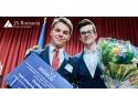 AmCham. Un start-up creat de alumni JA Romania castiga AmCham EU Youth Entrepreneurship Award 2017