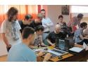 Viitorii dezvoltatori de jocuri video s-au confruntat in competitia IT&Creativity: Gamecelerator