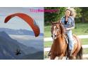 Top 3 idei activitati in natura - Echitatie, Zbor cu Parapanta, Kitesurfing!