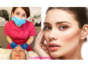 ultrasunete. Tratament facial antirid cu efect de lifting