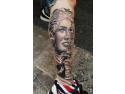 Botezatu s-a tatuat pentru sufletul-pereche
