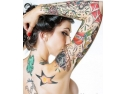 tatuaj artistic. www.elegancetattoo.ro