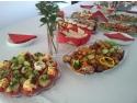 bufet. Catering de Sarbatori