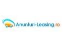 Anunturi-Leasing.ro, unde se intalnesc cererea si oferta de leasing.