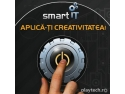 aplicatii smarphone. Concursul de aplicatii Smart IT