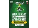 Wild Beasts. Control Day Out 2 powered by TuborgSound da startul verii muzicale bucurestene!