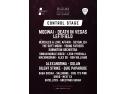 la scena. Patru seri de concerte live pe Scena Control, la Timeshift Bucharest Music Festival!