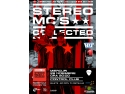 connected. Stereo MC's, live la Bucuresti, in cadrul turneului Collected