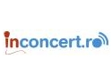 www.inconcert.ro se relanseaza cu un nou look