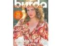 Din aprilie, BURDA - revista de moda - apare in limba romana! Special pentru tine!