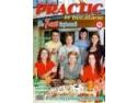 liniste copiii citesc. Cea mai citita publicatie din Romania este Practic in Bucatarie! Un sfert dintre romani citesc publicatiile BURDA ROMANIA